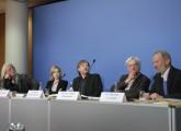 Pressekonferenz Foto: hpd.de